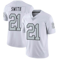 Sean Smith Las Vegas Raiders Youth Limited Color Rush Nike Jersey - White